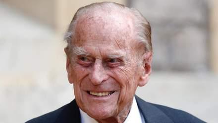 Принц Филипп останется в больнице до следующей недели, – СМИ