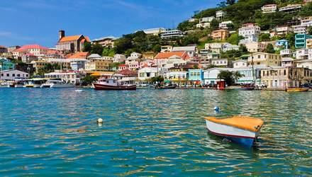 Украинцы без виз теперь могут путешествовать в Гренаду: это государство в Карибском море