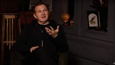 Я постійно плакав: Юрій Горбунов вразив зізнанням про партнерські пологи