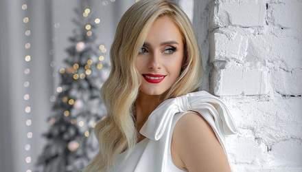 Ірина Федишин показала вишуканий образ у білосніжній сукні: ефектне відео