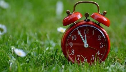 Переход на летнее время: когда в Украине переведут часы на час вперед
