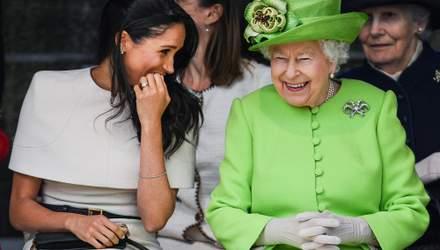 Меган Маркл прокомментировала реакцию королевской семьи на интервью Опре Уинфри