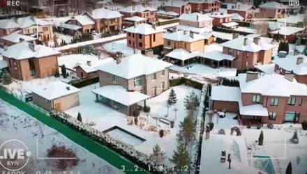 В сети показали элитный дом Насти Каменских и Потапа под Киевом: видео