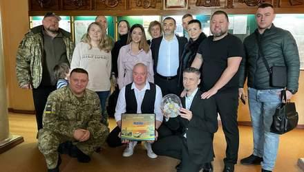 """Злата Огнєвіч та """"Квартал 95"""" провели безкоштовні концерти для прикордонників та бійців ЗСУ"""