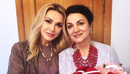 Політична тема вплелася, – Ольга Сумська розповіла про конфлікт з сестрою Наталею