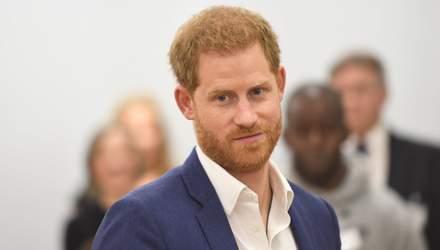 Принц Гаррі поділився, як пережив смерть матері принцеси Діани
