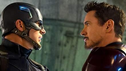 """Капитан Америка Крис Эванс признался, с кем бы поменялся ролями в """"Мстителях"""""""