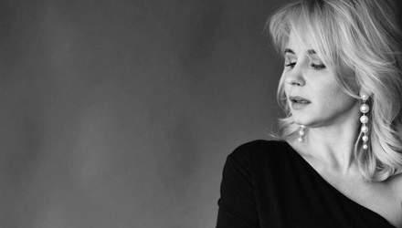 Лілія Ребрик розповіла про свій найбільший страх