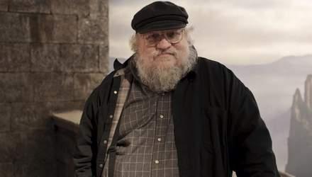 Джордж Мартін підписав контракт з HBO на 5 років, – ЗМІ