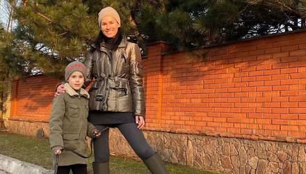 Маша Ефросинина показала, как вырос ее младший сын: милое фото