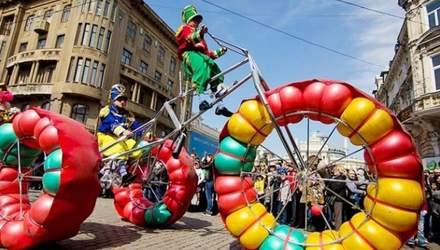 """""""Гуморина"""" на карантині: в Одесі скасували святкування Дня сміху"""