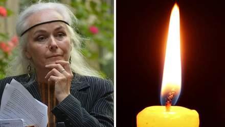 Тиждень у реанімації: померла відома художниця Вікторія Ковальчук