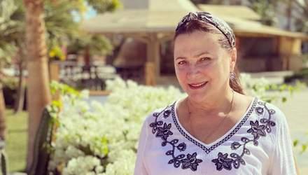 """Я була така сердита, – Ніна Матвієнко зізналася, що чоловік забув про їхнє """"золоте весілля"""""""