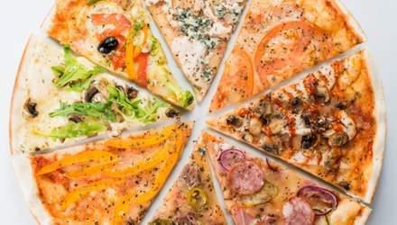 Три самые популярные начинки для пиццы: рецепты на любой вкус