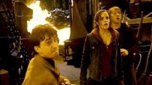 """Перші кадри """"Гаррі Поттер і смертельні реліквії: Частина 2"""""""