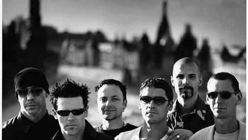 Rammstein відвідають із концертами Москву та Петербург