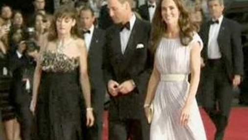 Принц Вільям з дружиною Кетрін відвідали BAFTA Brits To Watch