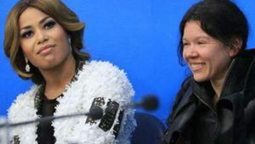 Руслана: Я вболіваю за Гайтану