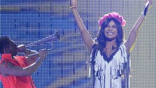 """Гайтана у фіналі """"Євробачення-2012"""""""