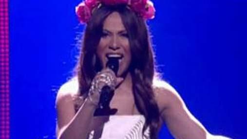Сьогодні Гайтана виступить в фіналі пісенного конкурсу
