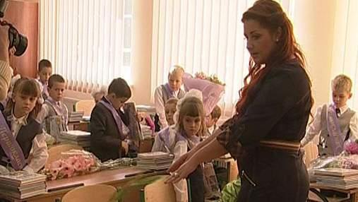 Ольга Сумская инициировала реставрацию гимназии в Киеве