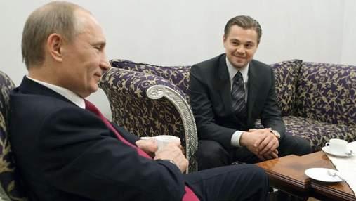Леонардо Ди Каприо сыграет Путина, — СМИ