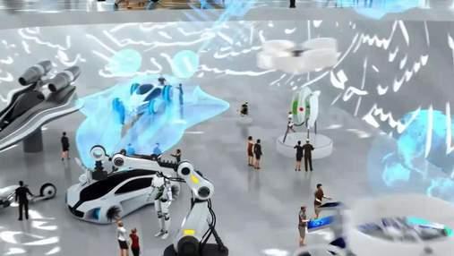 В Дубае открыли удивительный музей будущего