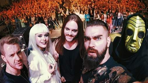 Группа The Hardkiss рассказала, почему не выступает в России