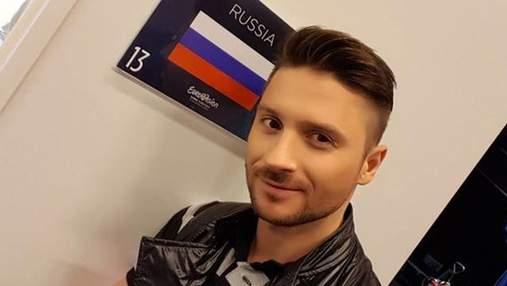 Лазарєв досі не може змиритися з програшем на Євробаченні
