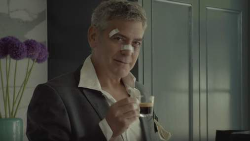 Джорджу Клуні дісталося від мафії через надмірну любов до кави