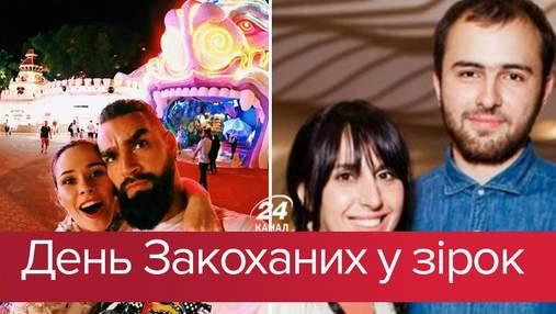 Как праздновали День Валентина звезды украинского шоу-бизнеса