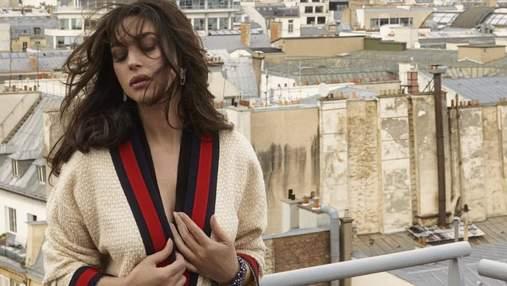 52-річна Моніка Беллуччі вразила елегантною зйомкою: опубліковані фото
