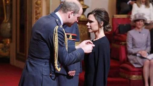 Принц Вільям присвоїв відомій дизайнерці орден Британської імперії