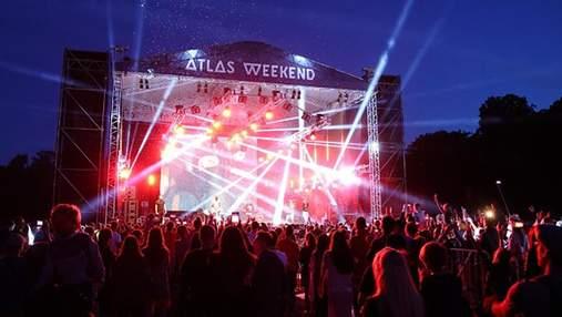 Atlas Weekend 2017: розклад фестивалю і квитки