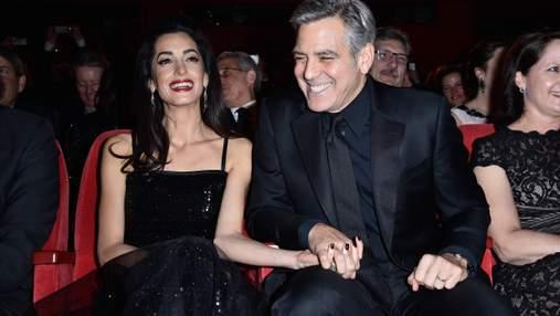 Джордж Клуні став батьком двійнят