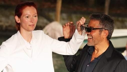 Подруга Джорджа Клуни забавно прокомментировала рождения двойни у актера