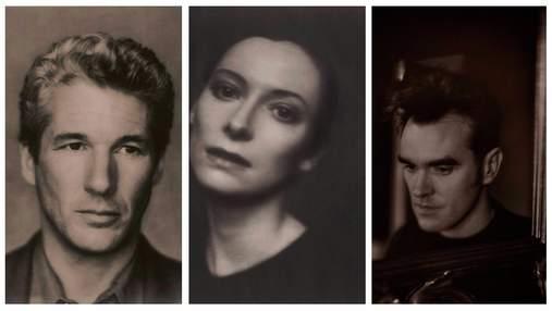 Опубликованы уникальные фото знаменитостей, которые едва не уничтожили