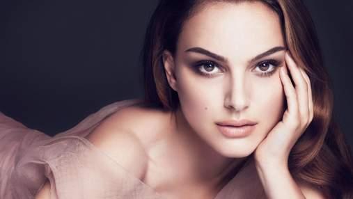 Утонченная и сексуальная Натали Портман снялась для кампейна Miss Dior