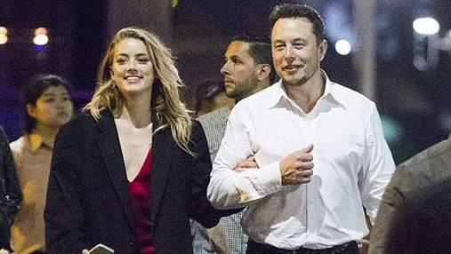 Почему разошлись Илон Маска и Эмбер Херд: миллиардер назвал причину
