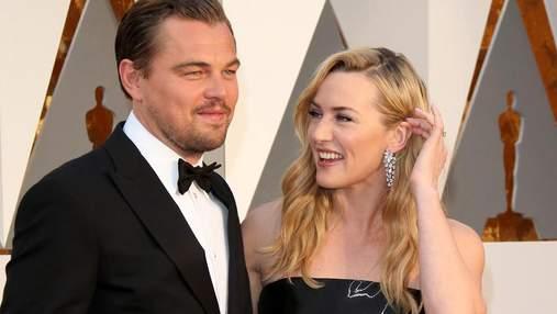 Кейт Уинслет прокомментировала, что происходит между ней и Леонардо Ди Каприо