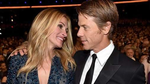 Чоловік Джулії Робертс планує розлучитись з актрисою через Річарда Гіра – ЗМІ