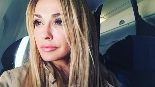 Ольга Сумская показала естественную красоту без макияжа: фото