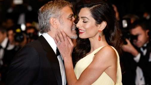 Джордж Клуни заявил, что его жену Амаль тоже домогались на работе