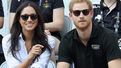 Меган Маркл вагітна від принца Гаррі, – ЗМІ