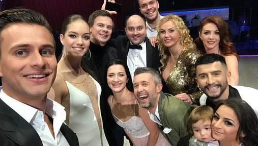 """Як учасники """"Танці з зірками"""" готуються до фіналу проекту: яскраві фото і відео"""