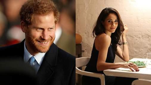 Як принц Гаррі закохався в Меган Маркл: деталі королівського роману
