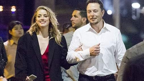 Я не шукаю зв'язок на одну ніч, – Маск зізнався про важку самотність та розставання з Ембер Херд