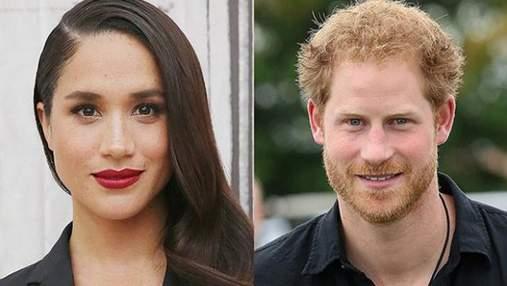 Принц Гаррі офіційно заручився з Меган Маркл