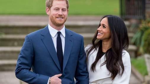 Принц Гаррі та Меган Маркл дали перше спільне інтерв'ю: Наші стосунки будувалися на відстані