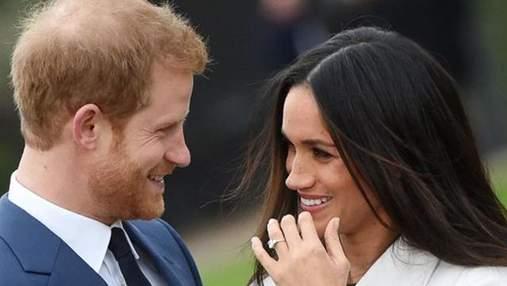 Весілля принца Гаррі та Меган Маркл: ЗМІ дізналися точну дату